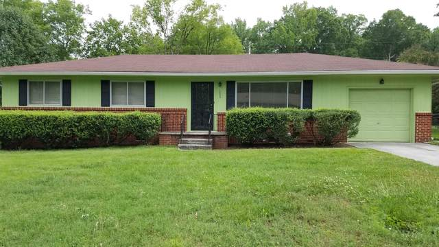 1208 Laredo Ave, Chattanooga, TN 37412 (MLS #1320244) :: Keller Williams Realty | Barry and Diane Evans - The Evans Group