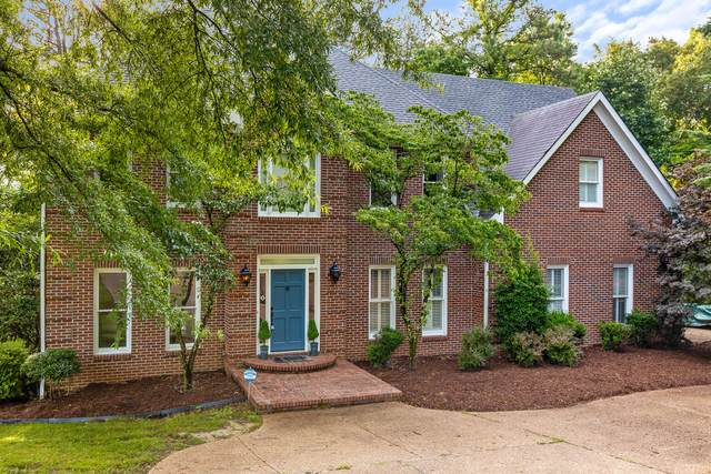 8333 Mill Race Dr, Ooltewah, TN 37363 (MLS #1320325) :: The James Company