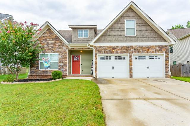 2480 Waterhaven Dr, Chattanooga, TN 37406 (MLS #1320405) :: The James Company
