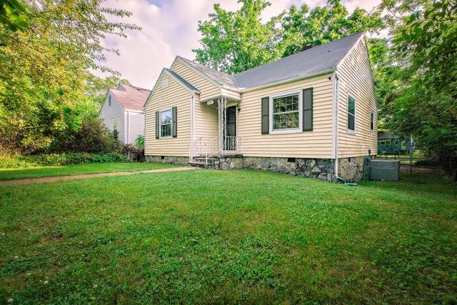 2207 Bailey Ave, Chattanooga, TN 37404 (MLS #1320410) :: The James Company