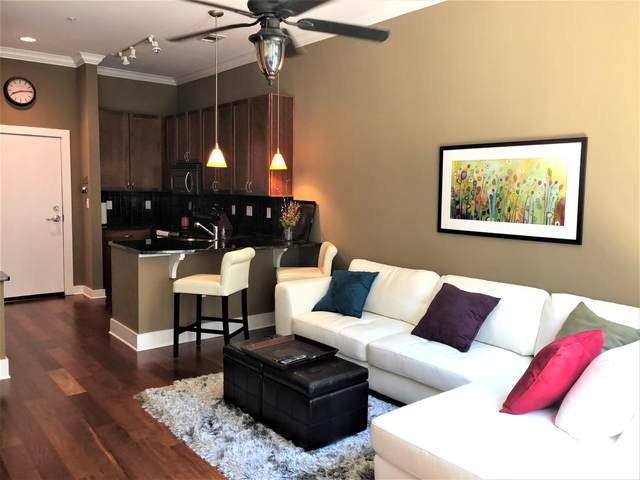 129 Walnut St Unit 212, Chattanooga, TN 37402 (MLS #1320465) :: Keller Williams Realty | Barry and Diane Evans - The Evans Group