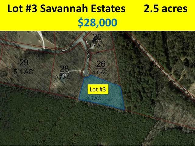 175 Marcy Ln Lot #3, Dayton, TN 37321 (MLS #1320499) :: Keller Williams Realty | Barry and Diane Evans - The Evans Group