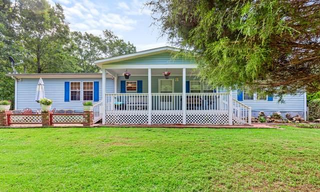 352 Chamberlain Rd Spur, Lafayette, GA 30728 (MLS #1320599) :: Chattanooga Property Shop
