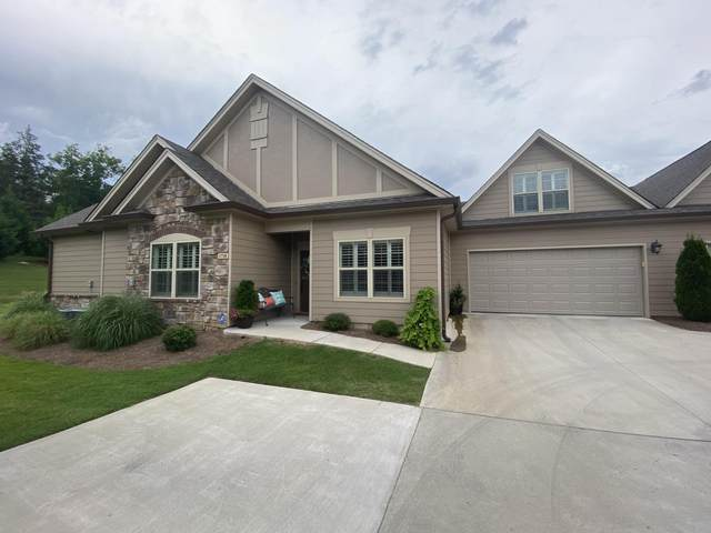 1718 Sedgefield Dr #43, Ooltewah, TN 37363 (MLS #1320626) :: Denise Murphy with Keller Williams Realty