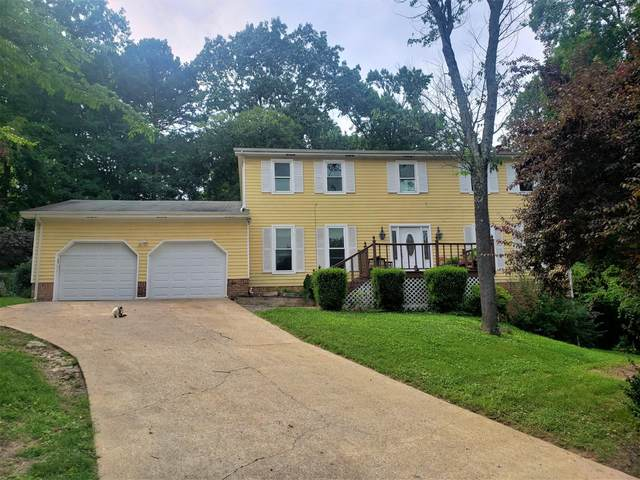 8705 Reba Ln, Hixson, TN 37343 (MLS #1320641) :: Keller Williams Realty | Barry and Diane Evans - The Evans Group