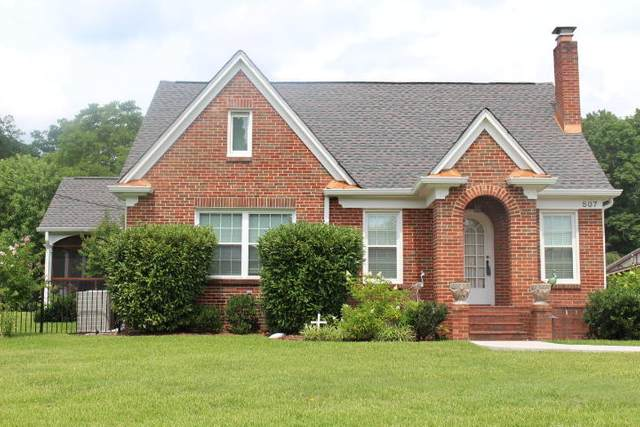 507 NW Georgetown Rd, Cleveland, TN 37311 (MLS #1320683) :: The Jooma Team