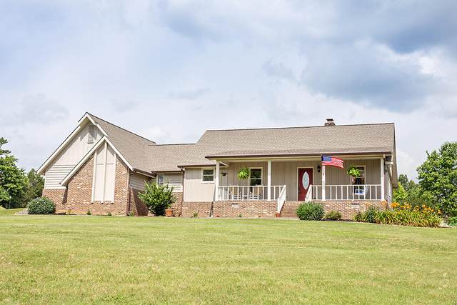 2501 NW Overbrook Cir, Cleveland, TN 37312 (MLS #1320737) :: Keller Williams Realty | Barry and Diane Evans - The Evans Group