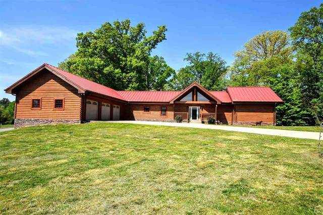 212 Spring Harbor Dr, Spring City, TN 37381 (MLS #1320775) :: Chattanooga Property Shop