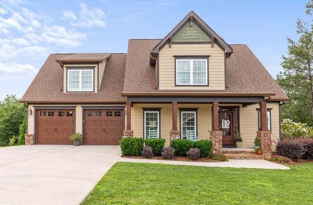 1051 Natural Way, Soddy Daisy, TN 37379 (MLS #1320793) :: Keller Williams Realty | Barry and Diane Evans - The Evans Group