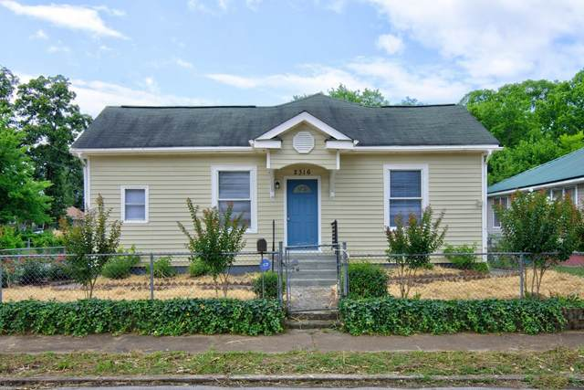 2316 Union Ave, Chattanooga, TN 37404 (MLS #1320819) :: Keller Williams Realty | Barry and Diane Evans - The Evans Group