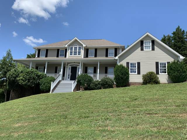 1906 Pinewood Cove, Cleveland, TN 37312 (MLS #1320844) :: Keller Williams Realty | Barry and Diane Evans - The Evans Group