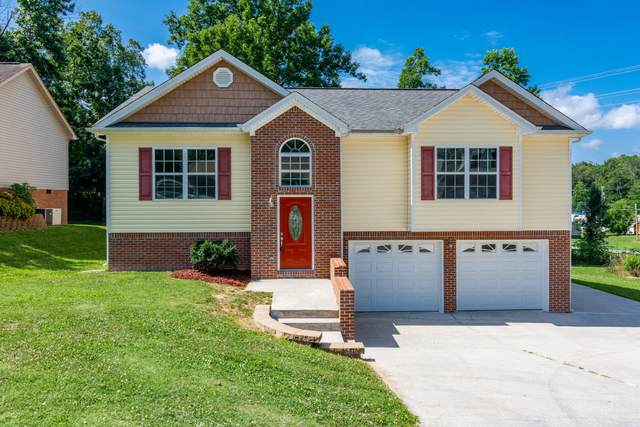 1002 Falcon Run Dr, Soddy Daisy, TN 37379 (MLS #1320856) :: Keller Williams Realty | Barry and Diane Evans - The Evans Group