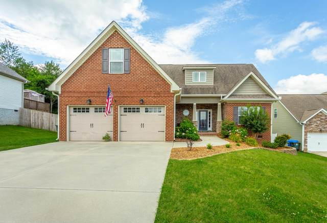 8424 Blustery Way, Chattanooga, TN 37421 (MLS #1320865) :: Denise Murphy with Keller Williams Realty