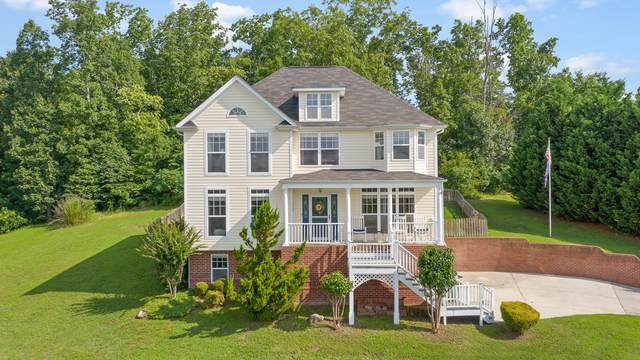 7077 Glen Cove Rd, Ooltewah, TN 37363 (MLS #1320875) :: The Robinson Team