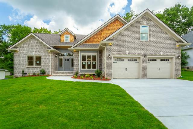 7361 Majestic Hill Dr, Chattanooga, TN 37421 (MLS #1320934) :: Austin Sizemore Team