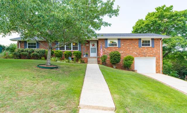 1365 Solar Dr, Hixson, TN 37343 (MLS #1321006) :: Keller Williams Realty | Barry and Diane Evans - The Evans Group