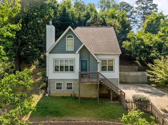 1814 Knickerbocker Ave, Chattanooga, TN 37405 (MLS #1321128) :: The Hollis Group