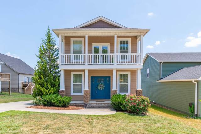 280 SW Courtland Crest Drive Dr #68, Cleveland, TN 37311 (MLS #1321151) :: The Mark Hite Team