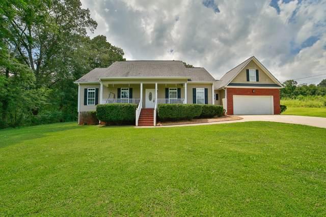 490 Gordon Pond Rd, Lafayette, GA 30728 (MLS #1321268) :: The Hollis Group