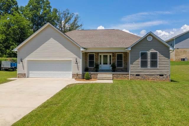 202 Old Graysville Rd, Dayton, TN 37321 (MLS #1321275) :: Chattanooga Property Shop