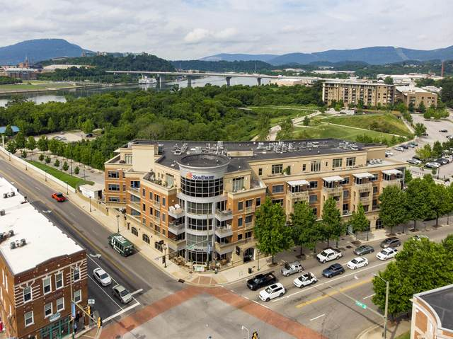 4 Cherokee Blvd #209, Chattanooga, TN 37405 (MLS #1321300) :: Keller Williams Realty | Barry and Diane Evans - The Evans Group