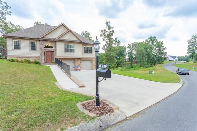 450 Sentry Oaks, Chickamauga, GA 30707 (MLS #1321381) :: Keller Williams Realty | Barry and Diane Evans - The Evans Group