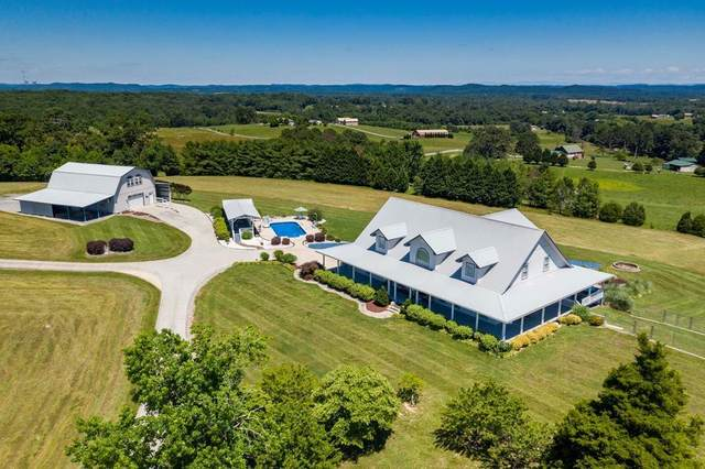 898 Grassy Branch Rd, Dayton, TN 37321 (MLS #1321460) :: Keller Williams Realty | Barry and Diane Evans - The Evans Group