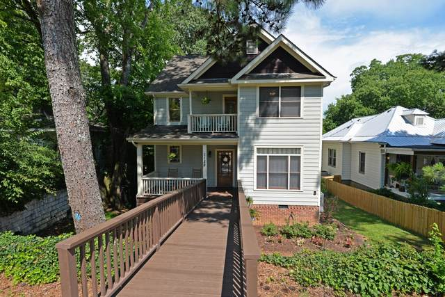 1128 W Mississippi Ave, Chattanooga, TN 37405 (MLS #1321488) :: The Hollis Group