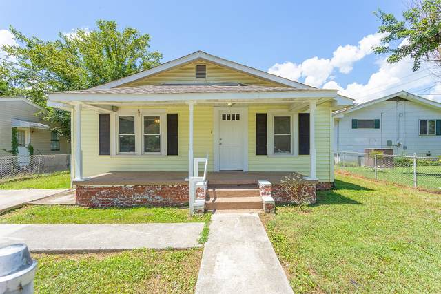 703 Henderson Ave, Rossville, GA 30741 (MLS #1321497) :: Austin Sizemore Team