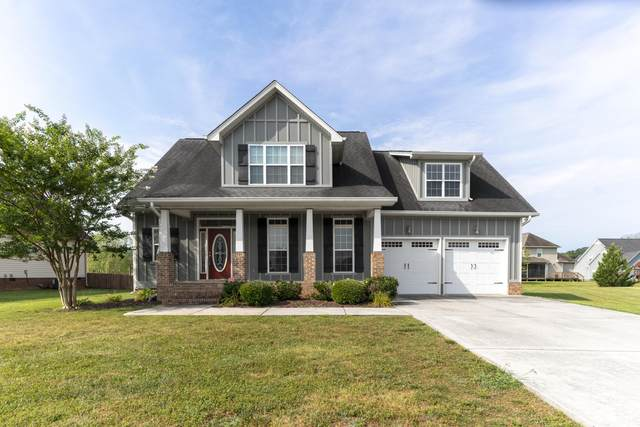7987 Tranquility Dr, Ooltewah, TN 37363 (MLS #1321518) :: Keller Williams Realty | Barry and Diane Evans - The Evans Group