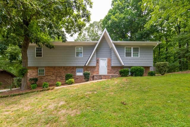 1321 Thrasher Pike, Hixson, TN 37343 (MLS #1321521) :: Chattanooga Property Shop