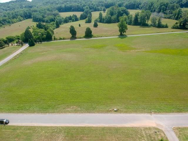 Lot 34 Spring Harbor Dr Lot #34, Spring City, TN 37381 (MLS #1321654) :: The Jooma Team