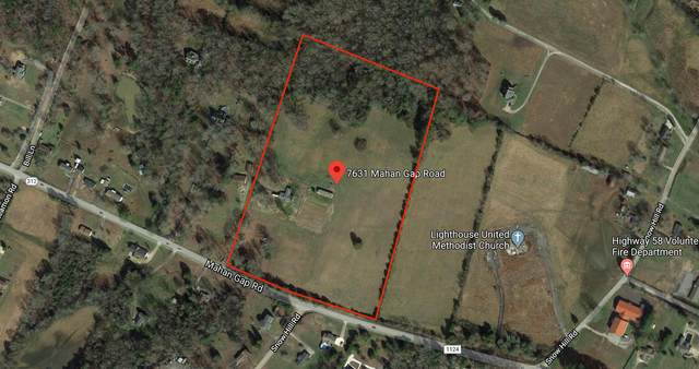 7631 Mahan Gap Rd, Ooltewah, TN 37363 (MLS #1321662) :: Chattanooga Property Shop