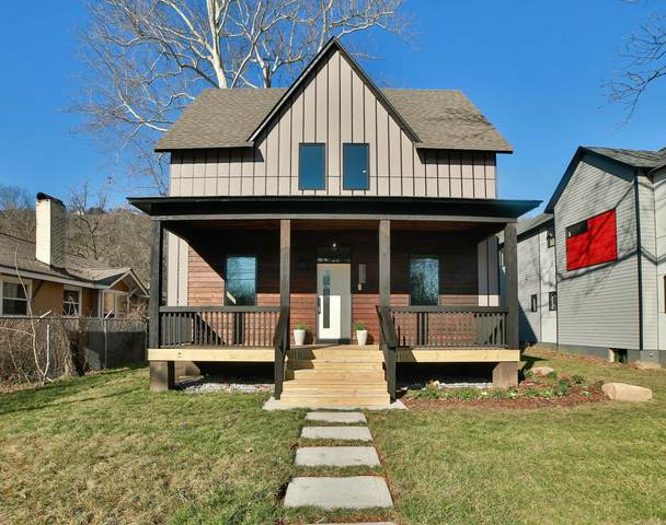 5513 St Elmo Ave, Chattanooga, TN 37409 (MLS #1321770) :: Chattanooga Property Shop