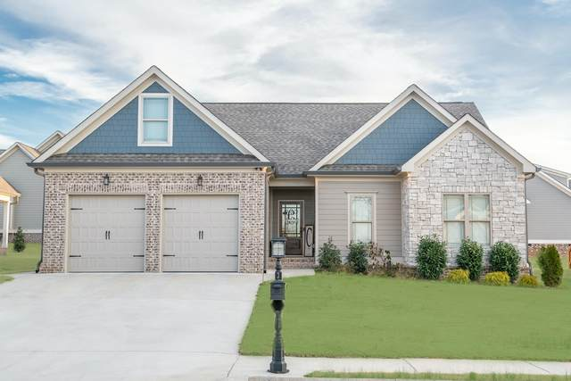 221 Stone Throw Ln, Chickamauga, GA 30707 (MLS #1321787) :: Keller Williams Realty | Barry and Diane Evans - The Evans Group