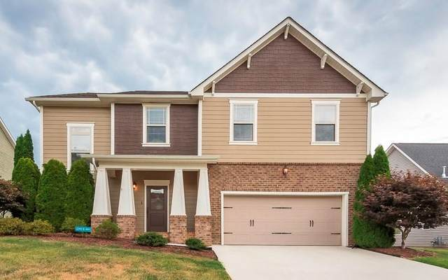 7507 Hampstead Hall Dr, Ooltewah, TN 37363 (MLS #1321793) :: Keller Williams Realty | Barry and Diane Evans - The Evans Group
