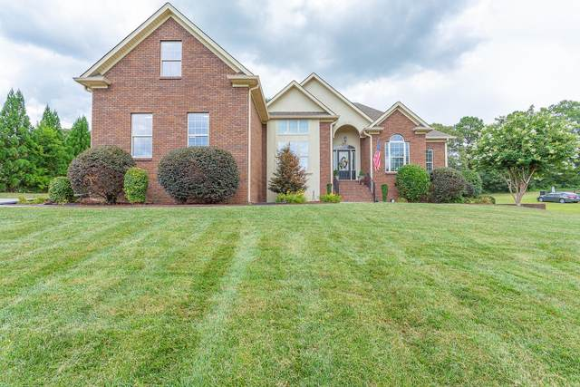 239 Overlook Drive Dr, Ringgold, GA 30736 (MLS #1321798) :: Keller Williams Realty | Barry and Diane Evans - The Evans Group