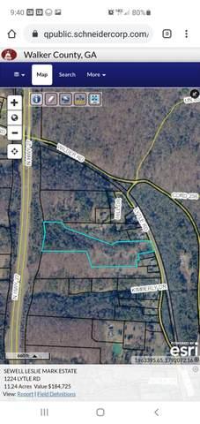 1224 Lytle Rd, Chickamauga, GA 30707 (MLS #1321849) :: The Hollis Group