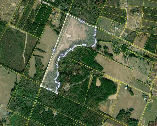 36 Acres Browder Rd, Old Fort, TN 37362 (MLS #1321887) :: Keller Williams Realty | Barry and Diane Evans - The Evans Group