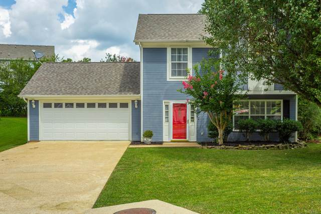 237 Brently Woods Dr, Chattanooga, TN 37421 (MLS #1321917) :: Austin Sizemore Team