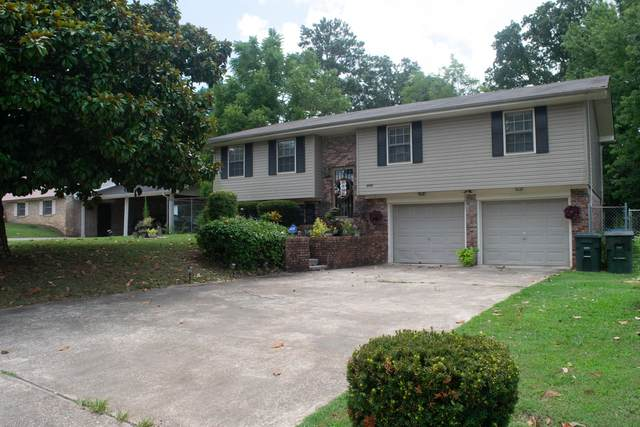 6402 Rosemary Dr, Chattanooga, TN 37416 (MLS #1321974) :: The Hollis Group