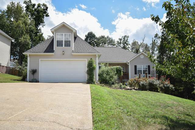 272 Blue Heron Dr, Ringgold, GA 30736 (MLS #1321998) :: The Chattanooga's Finest | The Group Real Estate Brokerage