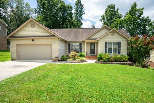 1004 Falcon Run Dr, Soddy Daisy, TN 37379 (MLS #1322008) :: The Hollis Group
