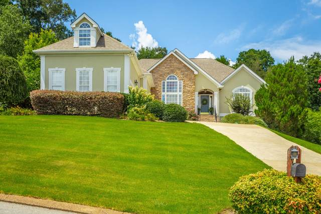 9449 Lazy Circles Dr, Ooltewah, TN 37363 (MLS #1322011) :: The Hollis Group