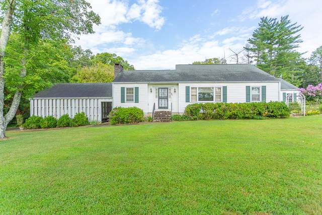 40 Old Three Notch Rd, Ringgold, GA 30736 (MLS #1322056) :: The Mark Hite Team