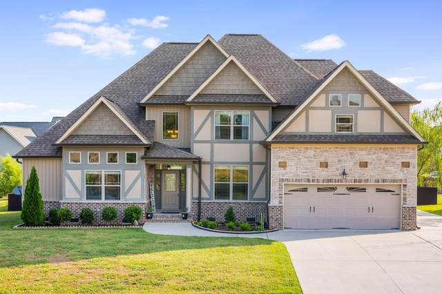7893 Trout Lily Dr, Ooltewah, TN 37363 (MLS #1322082) :: The Edrington Team
