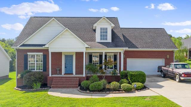 643 NW Thoroughbred Dr, Cleveland, TN 37312 (MLS #1322117) :: Austin Sizemore Team