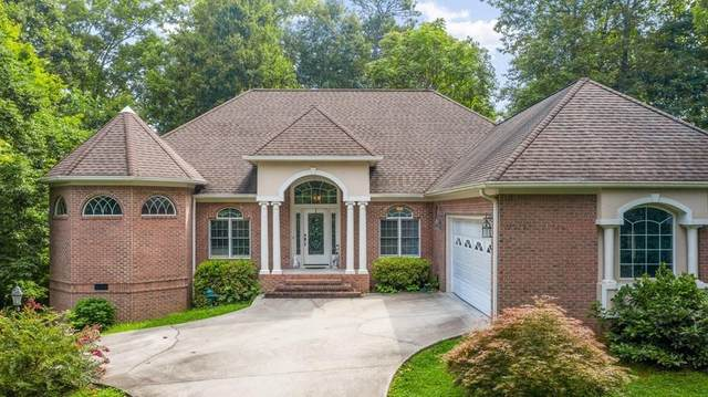 345 King Ridge Dr, Cleveland, TN 37312 (MLS #1322139) :: Keller Williams Realty | Barry and Diane Evans - The Evans Group