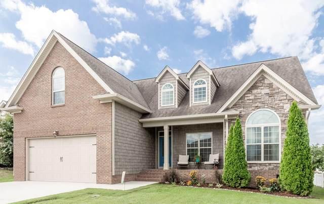 8442 Gracie Mac Ln, Ooltewah, TN 37363 (MLS #1322145) :: Chattanooga Property Shop