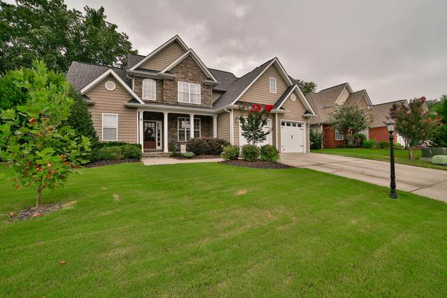 6871 Neville Dr, Ooltewah, TN 37363 (MLS #1322159) :: The Edrington Team